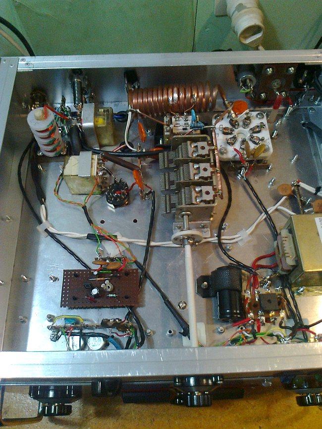 Zl1axb 813 Amplifier
